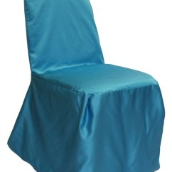 Teal Chair Covers Lowes Rocking Chairs White Turquoise Lamour Cover Get Another Opinion Share This Fabric