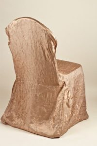 chair cover rental paterson nj graco high tray table linen rentals new york wedding tablecloths cloth connection crushed shimmer covers