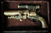 Steampunk Gun – The Kraken Blaster