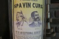 Spavin Cure Apothecary Jar