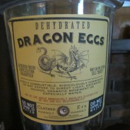 Dehydrated Dragon Eggs Apothecary Jar