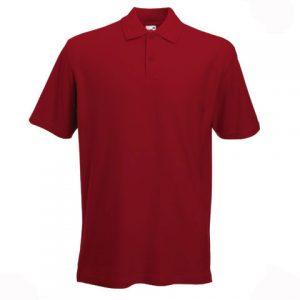 fotl_heavy_polo_shirt_deep_brick_red
