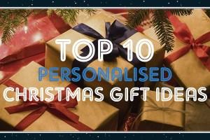 Christmas Gift Blog Banner