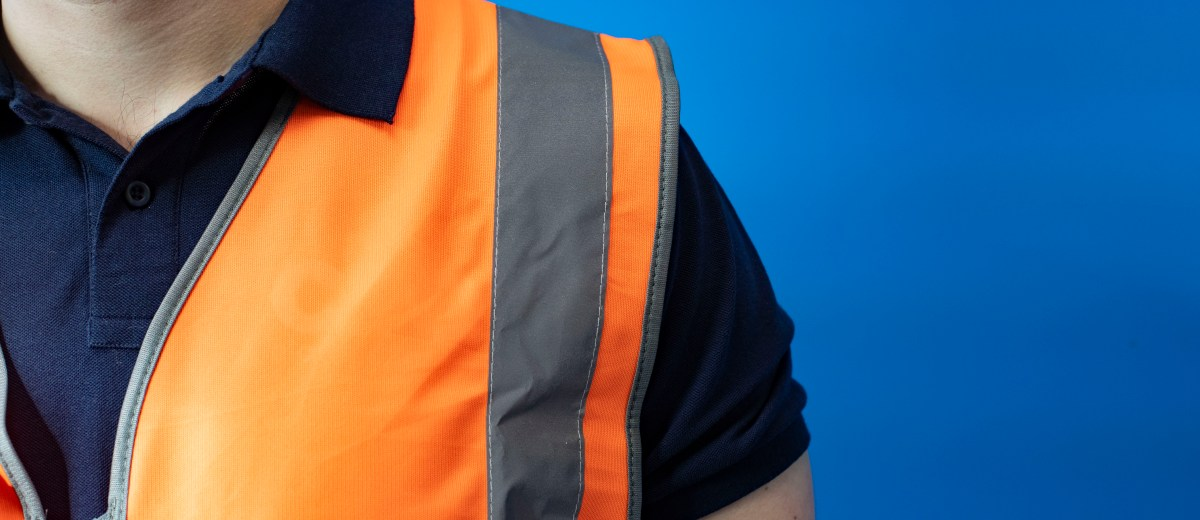 Leo Work Wear Hi-Vis