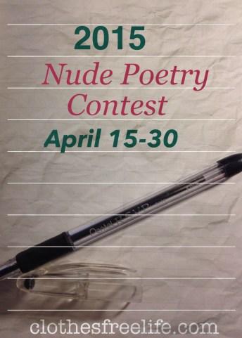 2015 poetry contest