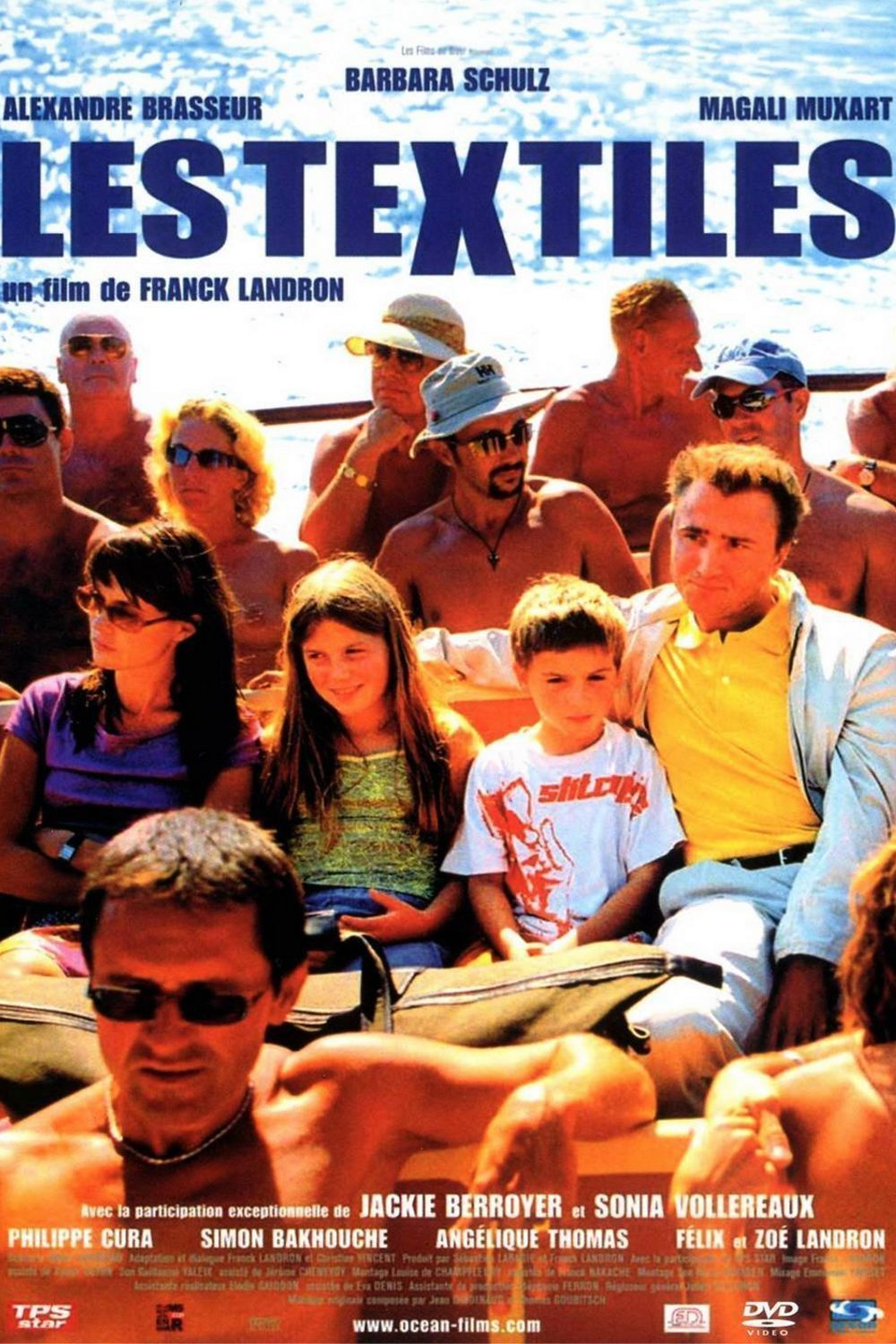 "Poster for the movie ""Textiles"""