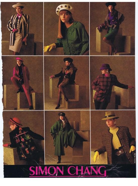 SIMON CHANG FLARE SEPTEMBER 1990