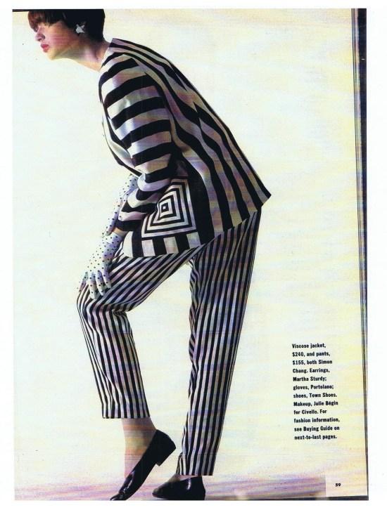 SIMON CHANG FLARE FEBRUARY 1990