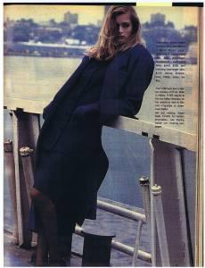 MARILYN BROOKS CHATELAINE 1984