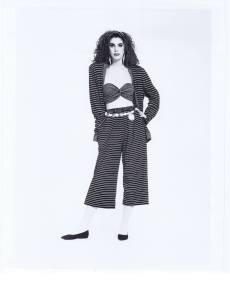 MARILYN BROOKS PRESS KIT 1987