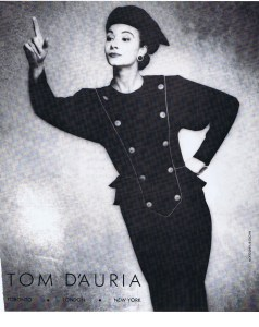 TOM D'AURIA DOMINO SEPT 1988