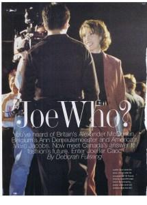 JOEFFER CAOC FLARE SPET 1998
