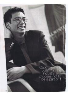 JOEFFER CAOC FLARE SEPT 1998