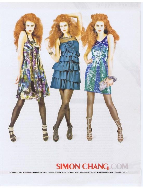 SIMON CHANG FASHION OCTOBER  2010