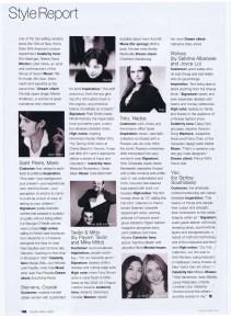 TAVIN AND MITTO FLARE APRIL 2003