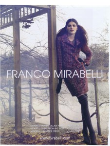 FRANCO MIRABELLI FASHION SEPT 2010