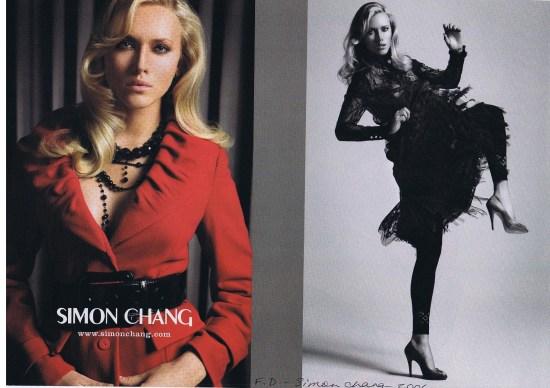 SIMON CHANG FLARE SEPTEMBER 2006