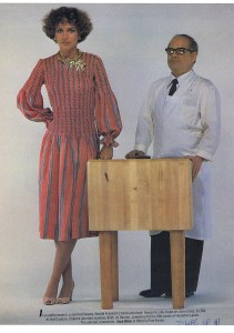 GERALD FRANKLIN FASHION SPRING 1981