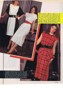 DEBORA KUCHME CHATELAINE MARCH 1983