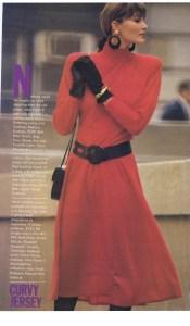 DEBORA KUCHME CHATELAINE AUG 1986