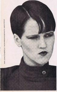 MARY JANE LAMOND FASHION CA1980