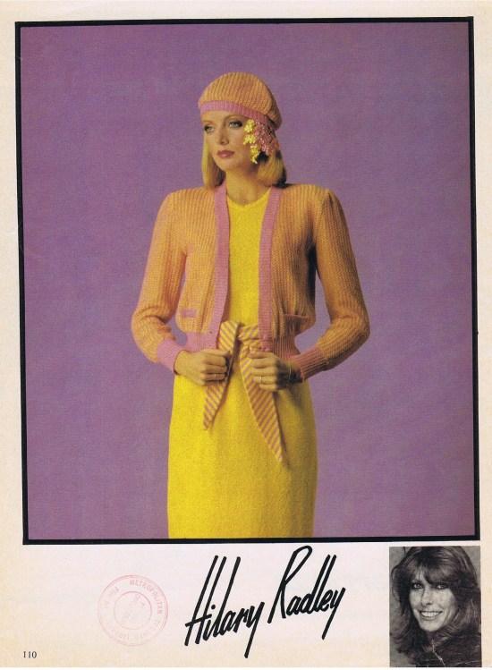 HILARY RADLEY ELAN IMAGE MARCH 1979
