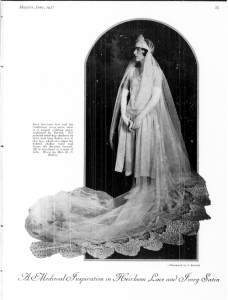 MARTHA MAYFAIR JUNE 1927