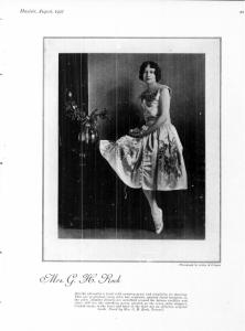 MARTHA MAYFAIR AUG 1927