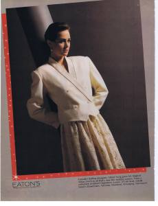 ALFRED SUNG FLARE NOVEMBER 1985