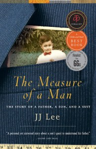 THE MEASURE OF A MAN JJ LEE