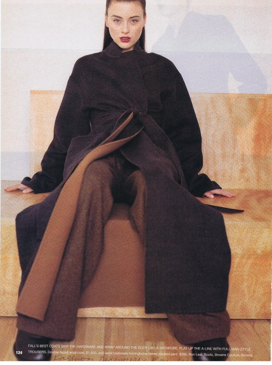 RON LEAL FLARE SEPTEMBER 1998