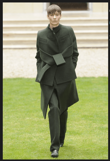 RAD HOURANI HAUTE COUTURE FALL 2014 WWD JULY 09, 2014