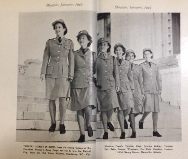 1 uniforms mayfair january 1945 3