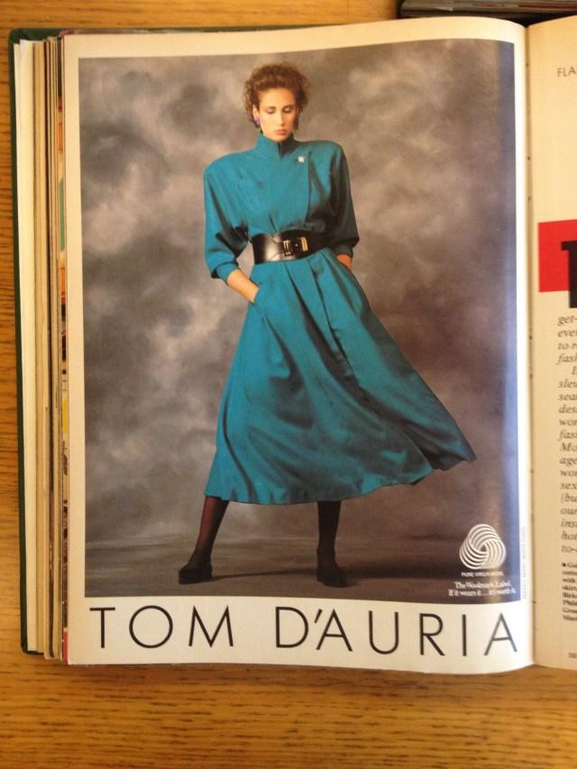 TOM D'AURIA