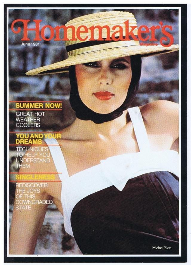 HOMEMAKERS MARIA HOYT JUNE 1981