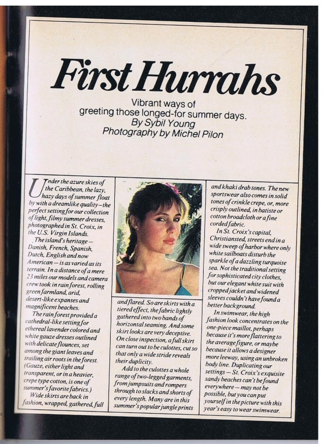 HOMEMAKERS 1981 maria hoyt PG1