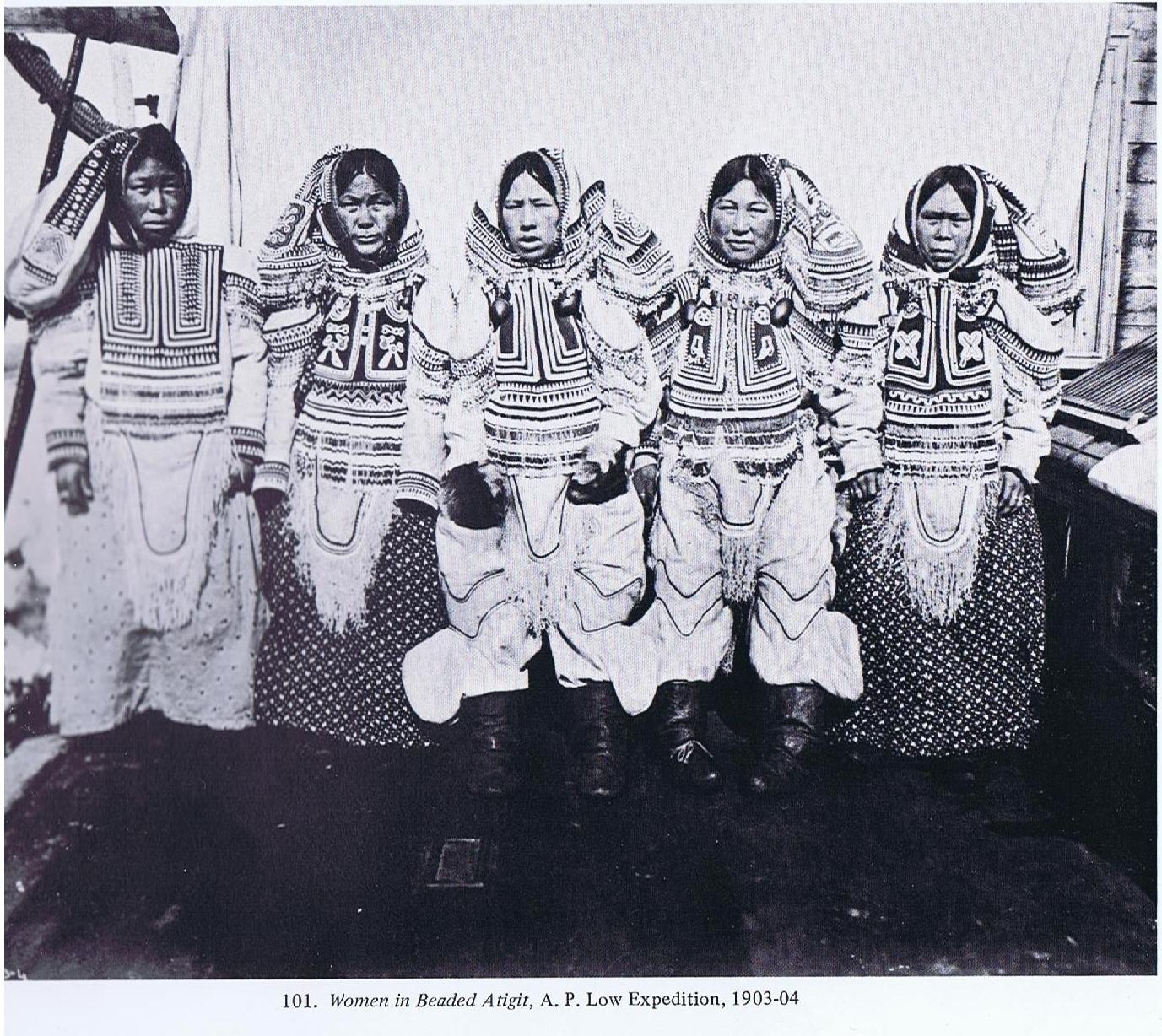 3 the inuit amautik