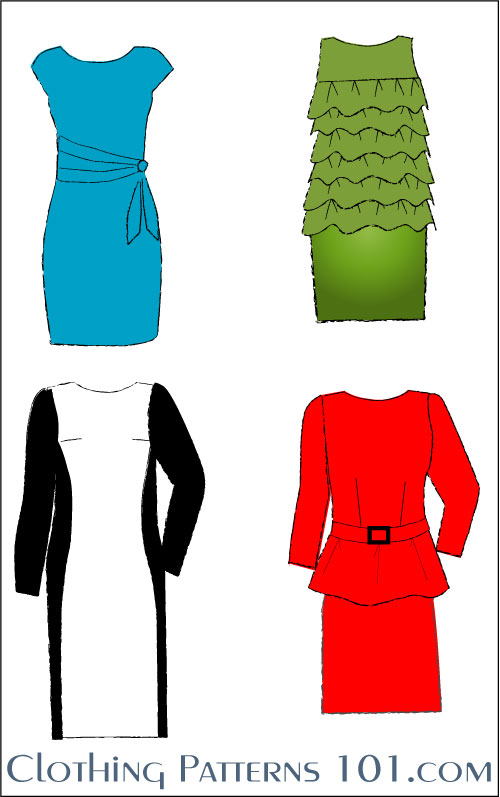 Different Fashion Styles