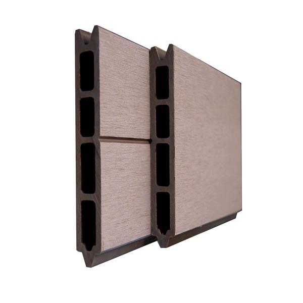 lame de cloture bois composite et