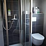 Installation d'un wc-douche