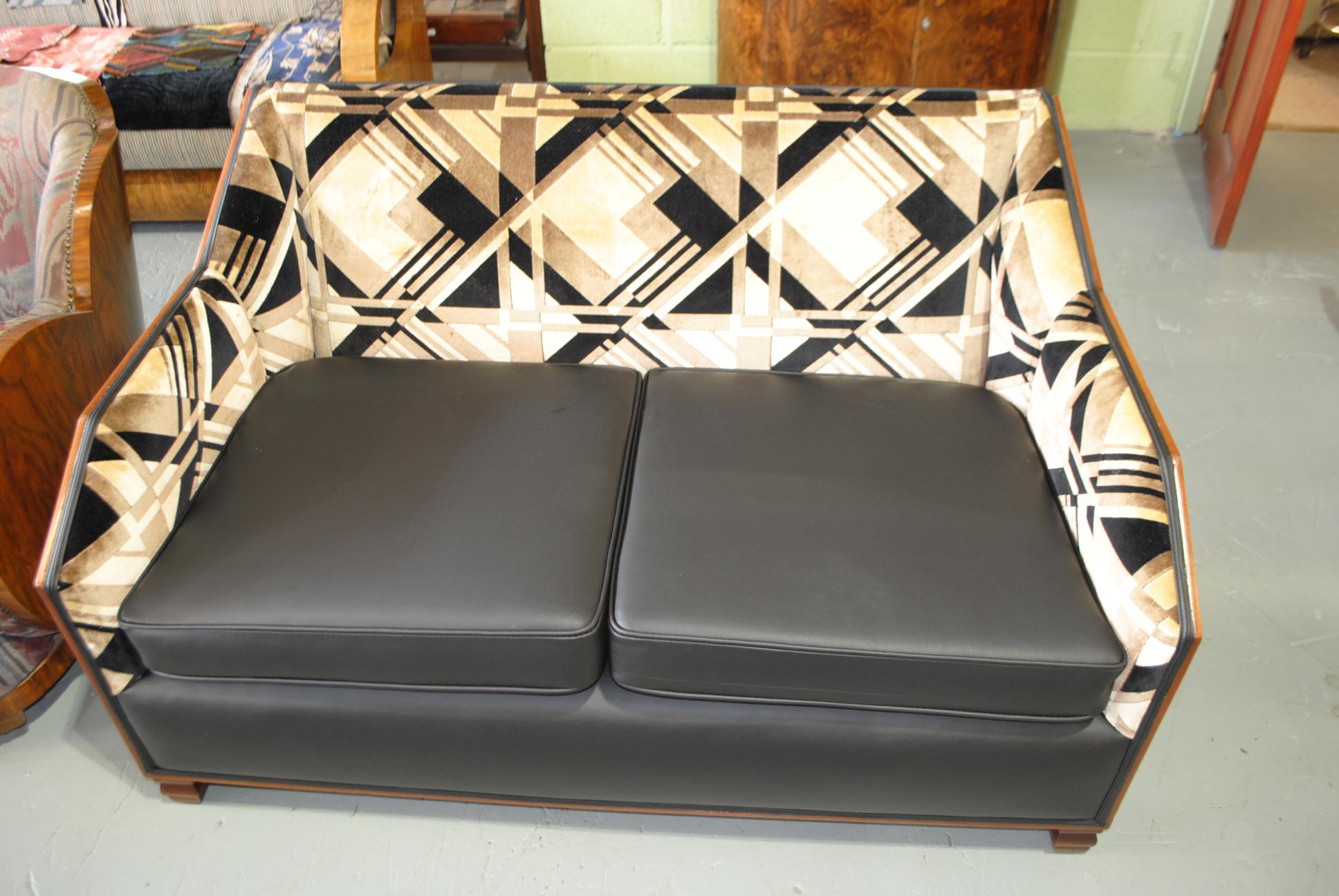cloud 9 sofa kensington leather reviews art deco furniture sales