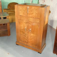 Art Deco Sofas Uk Murphy Bed Sofa Plans Walnut Cocktail Cabinet Cloud 9
