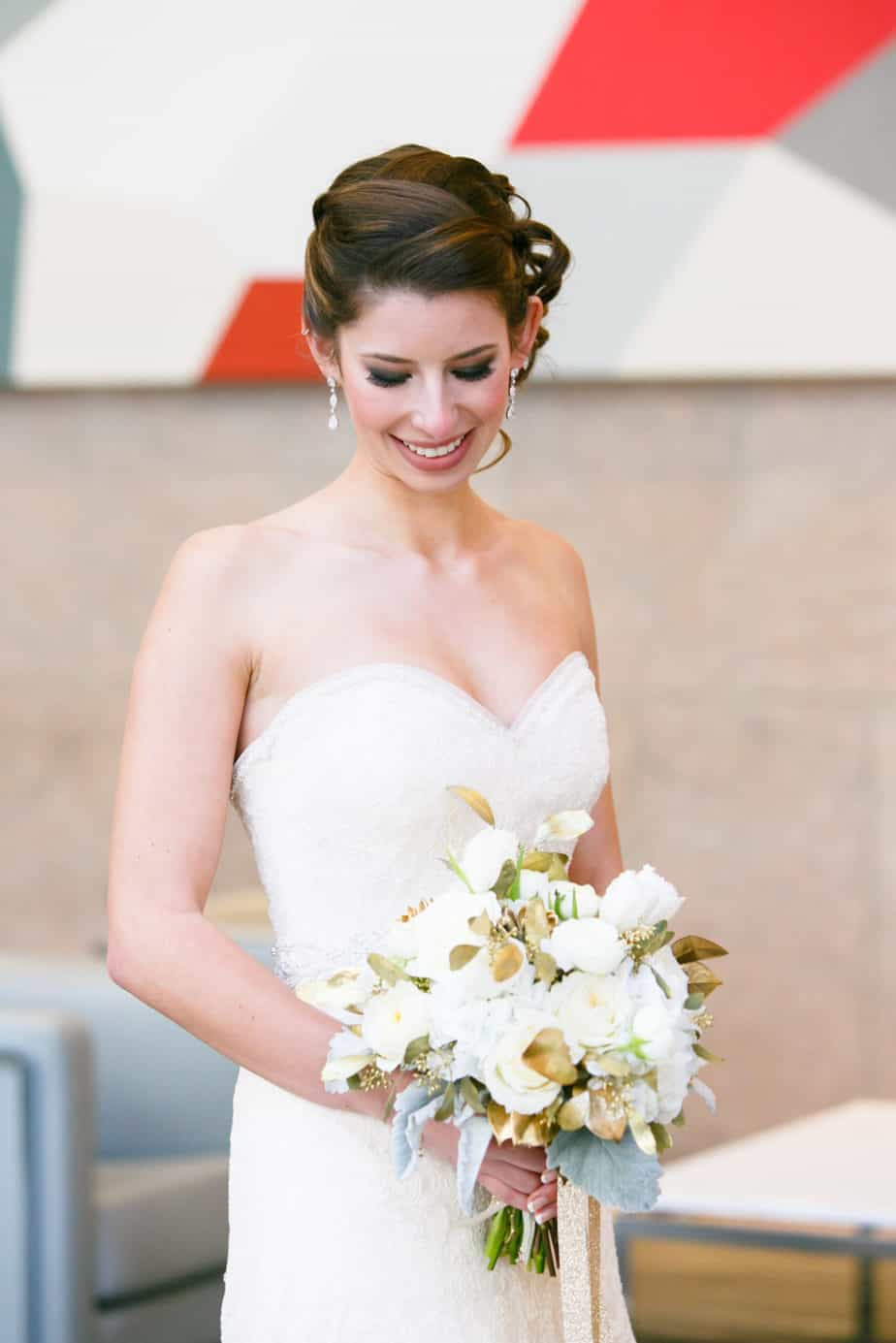 Downtown Denver Grand Hyatt Pinnacle Club Wedding