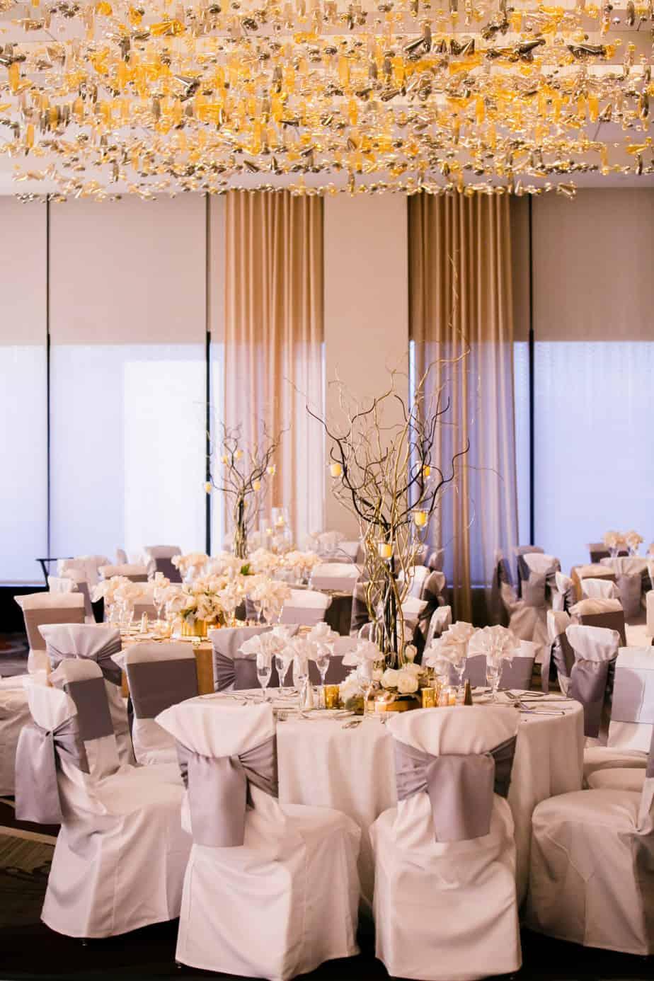 Downtown Denver Grand Hyatt Pinnacle Club Wedding