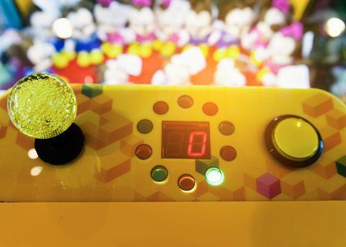 7 arcade games fun