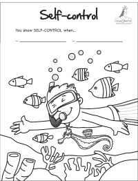 Self Control Coloring Coloring Pages Coloring Pages