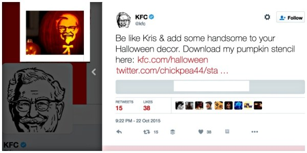 10 ways to create online holiday sales kfc