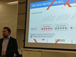 GDPR and Salesforce Marketing Cloud – January Meetup