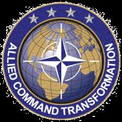 Supreme Allied Command Transformation badge