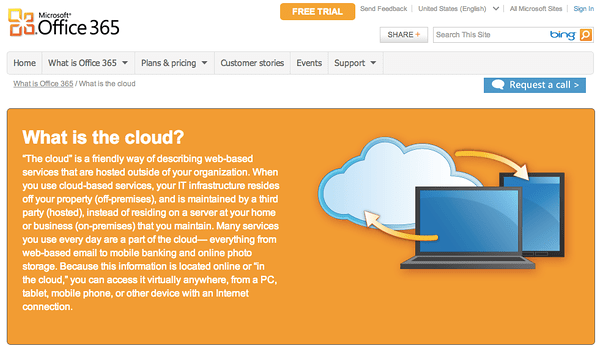Office 365, Almost not spinning the cloud that much anymore...